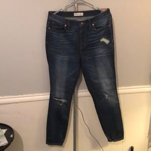 New with tags Madewell Jeans Size 31